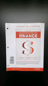 Foundations of Finance (Keown)