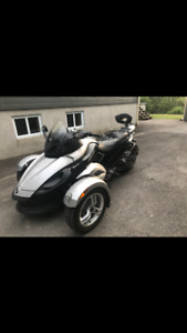 Can-am Spyder rs 2008