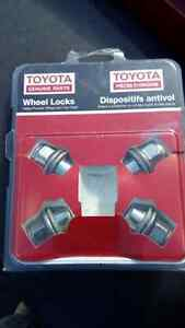 Toyota wheel nuts
