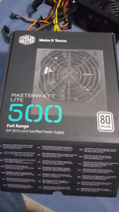 500 watt power supply for desktop