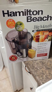 NEW HB JUICER **never used**