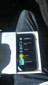 Motorola E for sale in box