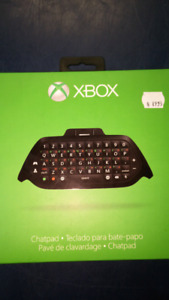 **GAMING DONE EASY**  XBOX ONE CHATPAD