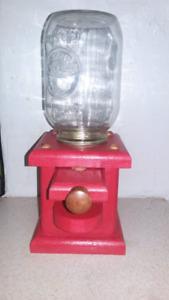 Handmade Gumball/Candy Machine