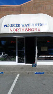 Business for sale - Purified Water Store North Shore