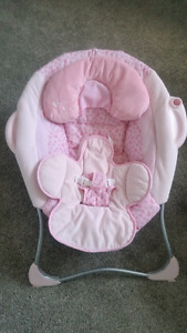 Fisher Price vibrating baby chair