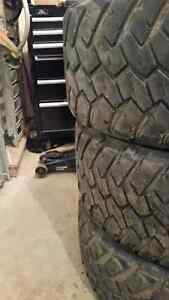 35X12.50X20 nitto trail grappler tires