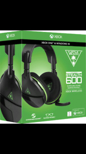 Turtle beach 600 for xbox one and windows 10