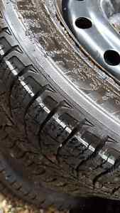 4xMichelin X-Ice3 winter tires 205/60/r16 on 5x114.3 rims