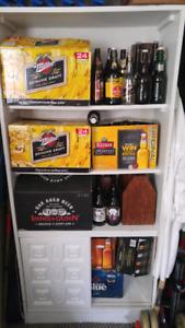 Emtpy beer bottles (clean) for home brewing