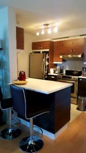 41/2 Condo/appartement  à louer (garage interieur).Côte des Neig