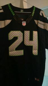 Lynch Seahawks jersey