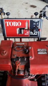 "Toro 33"" snowblower"