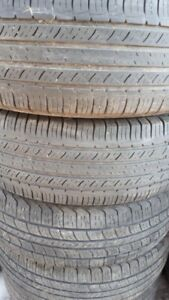 R17 225-65 BRIDGESTONE SUMMER TIRES