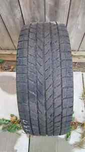 4 Winter Tires with Rims - Great condition