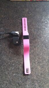 PINK FITBIT CLONE FOR SALE INCLUDES CHARGER