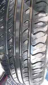 205/70/R15 on rims almost new condition