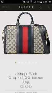 Auth Gucci Boston ... Chanel Celine Givenchy YSL LV