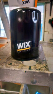 Wix oil filters 51522