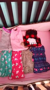 Fleece sleepers