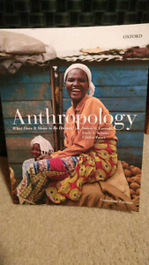 Anthropology: What Does It Mean To Be Human? (Canadian Edition)