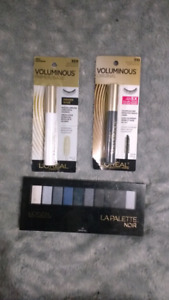 Loreal makeup products brand new