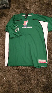 JUST REDUCED! Saskatchewan Roughriders 3XL Jersey