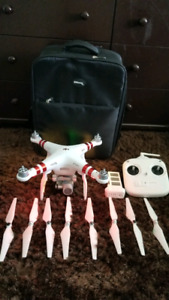 DJI DRONE AND EXTRAS!!!