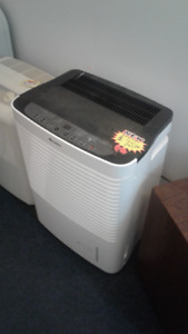 Gree Dehumidifier $75 Tax Included A&S Auction Centre
