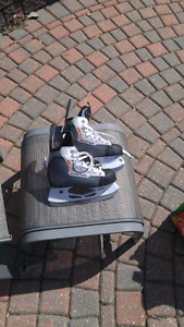 Easton size 2 skates. New