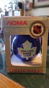 Awesome Toronto Maple Leafs Christmas bulb only $9.............. London Ontario image 1