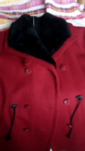 Lady's jacket.