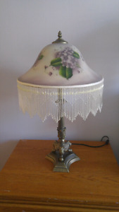Beautiful Glass Lamp