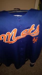 Mets baseball jersey