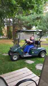 2000 ez go golf cart