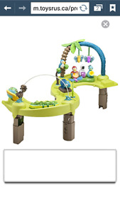 Ever saucer play mat and activity centre
