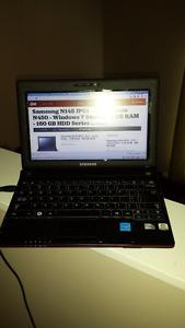 """Samsung N145 Plus - 10.1"""" - Atom N455 - 1 GB RAM"""