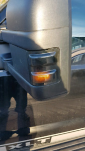 FORD F250 SMOKED LED MIRROR SIGNAL LIGHTS