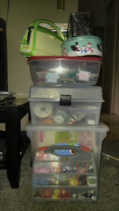 MOVING SALE! Card Making and Scrapbooking Supplies! HUGE KIT!