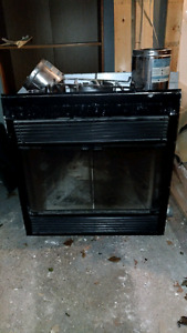 Fireplace  ($150 or best offer)
