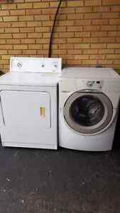 Whirlpool Washer and Kenmore Heavy DutyDryer