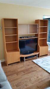 IKEA Entertainment Unit-Excellent Condition