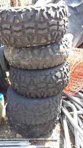 Kawasaki mule wheels