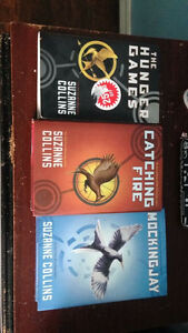 Hunger game book series