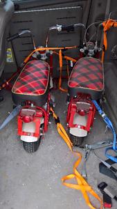 Honda z50m (2 for sale) z50 ct70 atc70 crf50 cz100 qa50