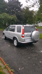 2006 Honda CRV Excellent Condition.. $5900 certified