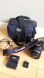 Canon Powershot EOS Rebel XSi Digital SLR Camera
