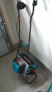 Gardena Electric battery charged lawnmower