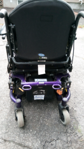 Power chair. Asking 3000. Great condition.