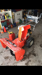 Ariens snowblower for sale
